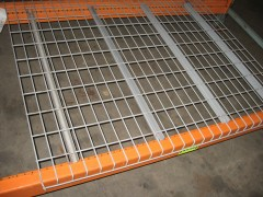 Wire Deck Pallet Rack
