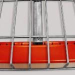 Inverted Wire Deck