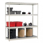 Hallowell Boltless Shelving