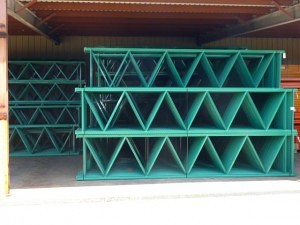 New Pallet Rack Uprights