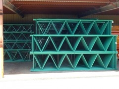 Uprights Pallet Rack