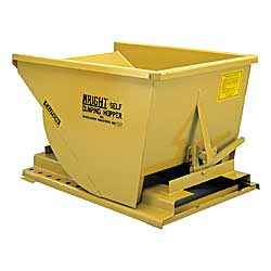 Heavy Duty Self Dumping Hopper