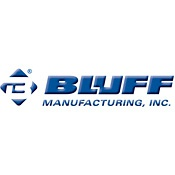 bluff manufacturing logo