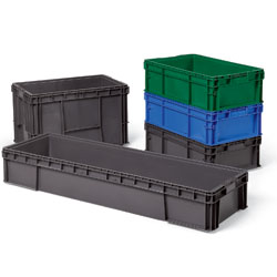 Straight Wall Containers Buckhorn