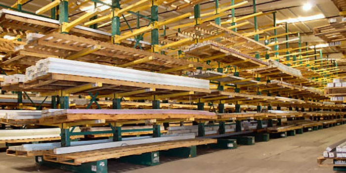 Cantilever Structural Rack