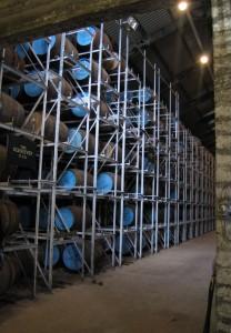 warehouse black friday preparation