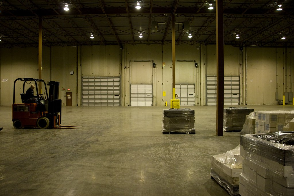 warehouse inspections holiday order fulfillment