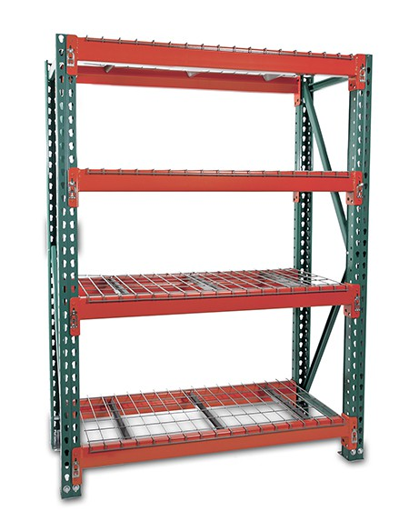 Pallet Rack Diagram